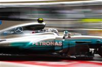2017 Mercedes-Benz W08 EQ Power thumbnail image