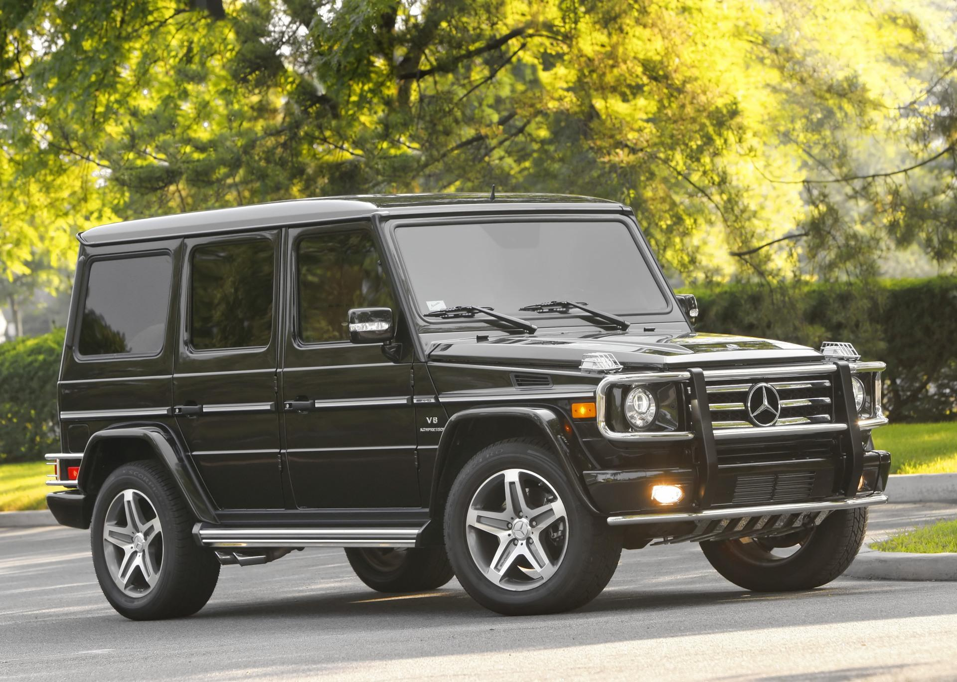 2011 mercedes benz g class for Mercedes benz jeep g class