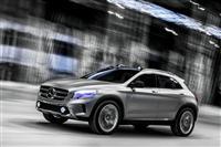 2013 Mercedes-Benz GLA Concept image.