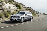 Mercedes-Benz GLC Monthly Sales