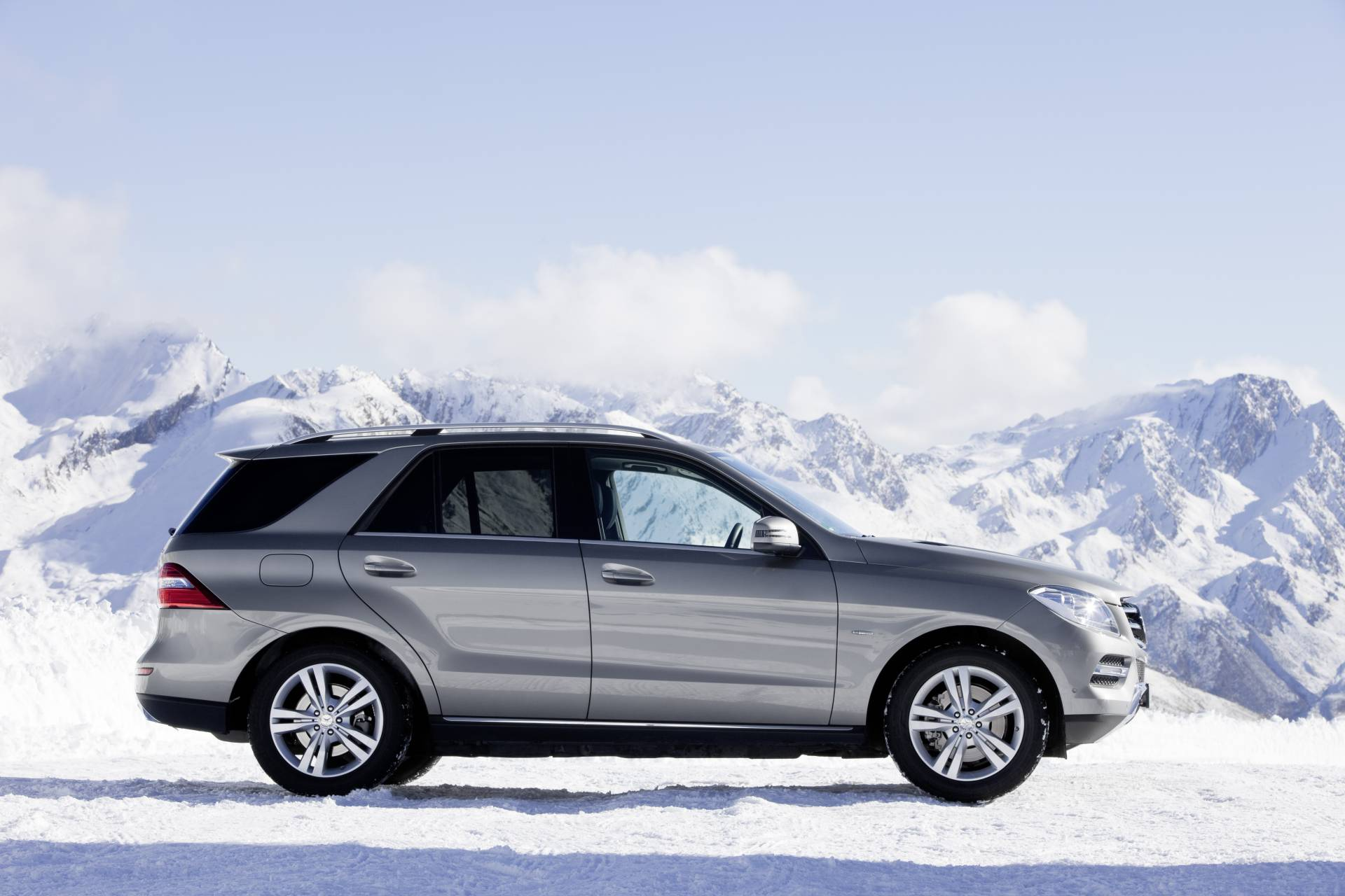 2013 mercedes benz ml550