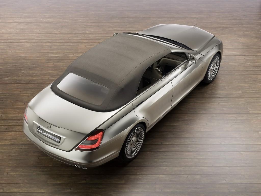 Hot Cars Wallpapers MercedesBenz Ocean Drive concept Cars