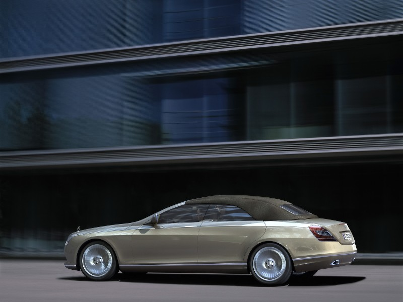 2007 mercedes benz ocean drive concept image for Mercedes benz ocean drive