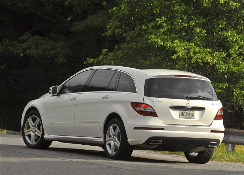 2012 Mercedes-Benz R-Class Image
