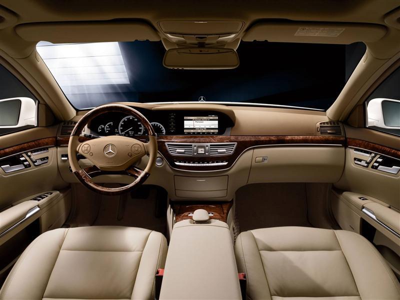 2013 Mercedes-Benz S600 Images. Photo: Mercedes-Benz-S600-2013 ...