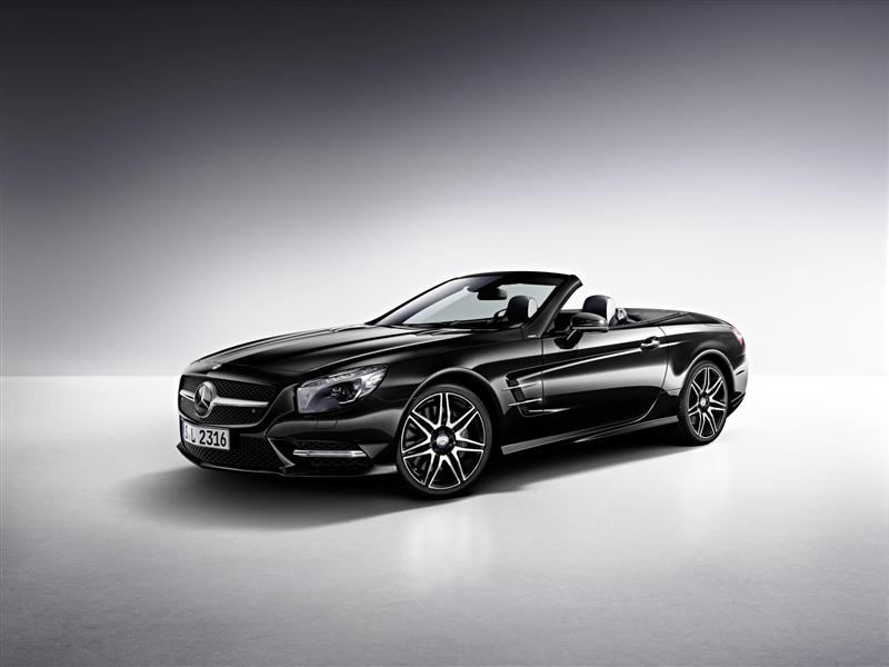 2015 Mercedes-Benz SL 400 pictures and wallpaper