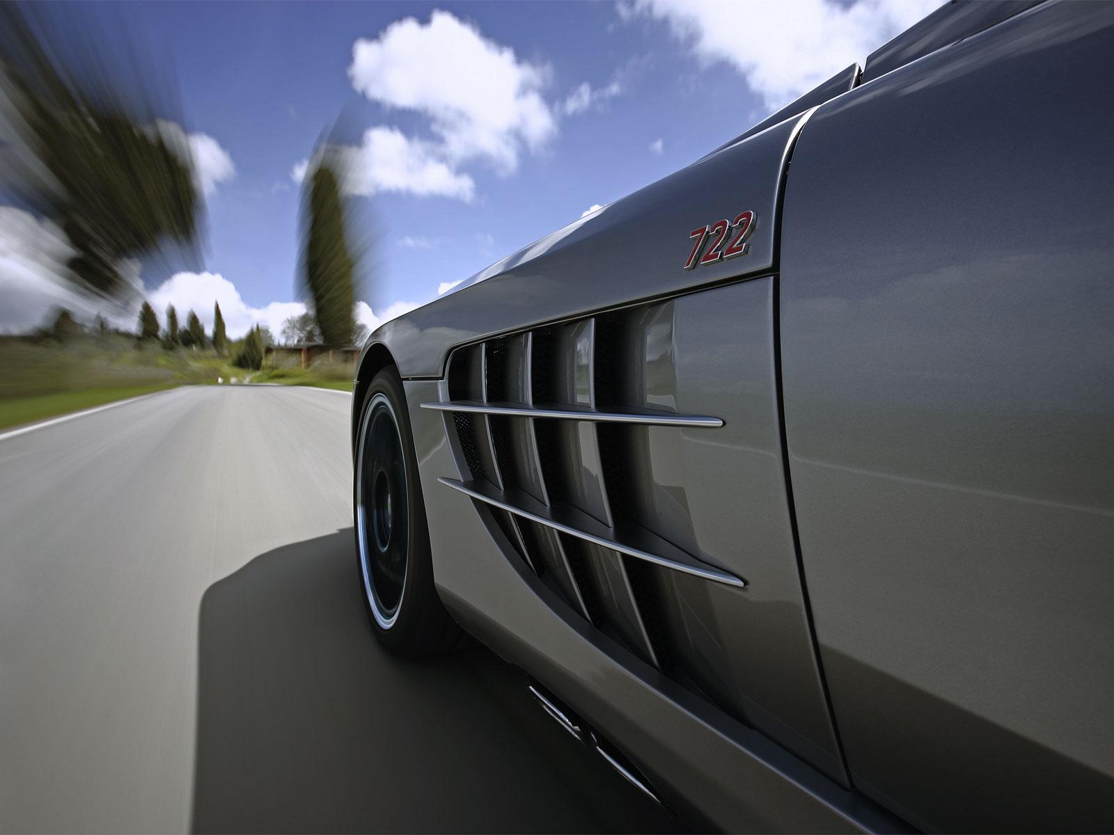 2006 McLaren SLR 722 Edition Image