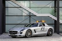 2013 Mercedes-Benz SLS AMG GT F1 Safety image.