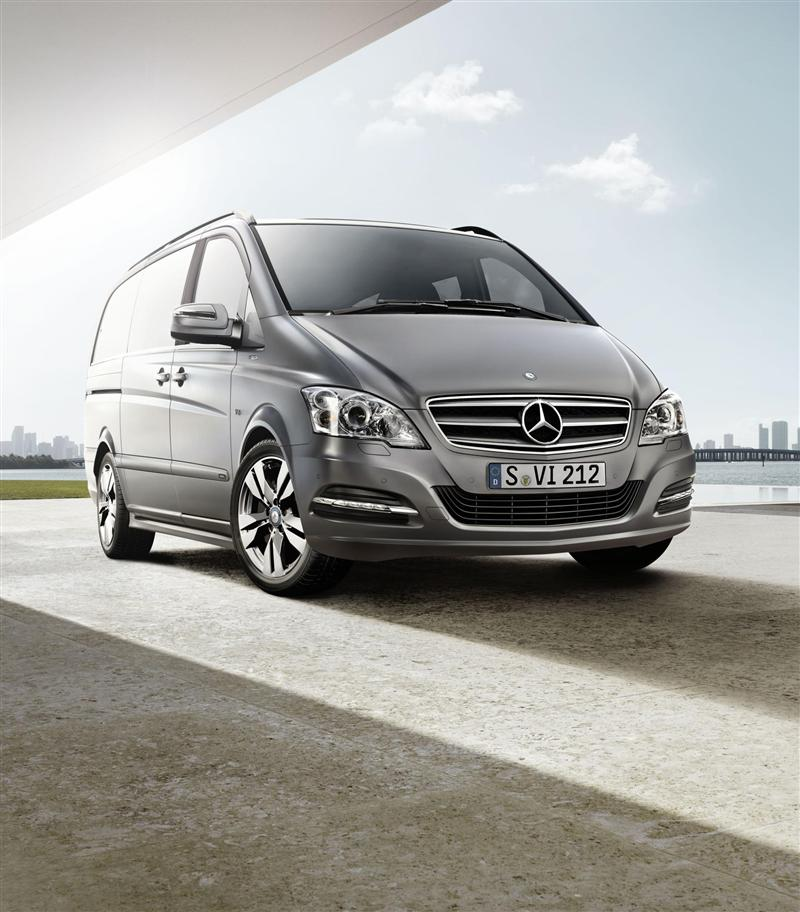 2012 mercedes benz viano pearl limited edition image http for Mercedes benz limited edition