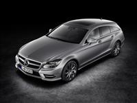 2013 Mercedes-Benz CLS Shooting Brake image.
