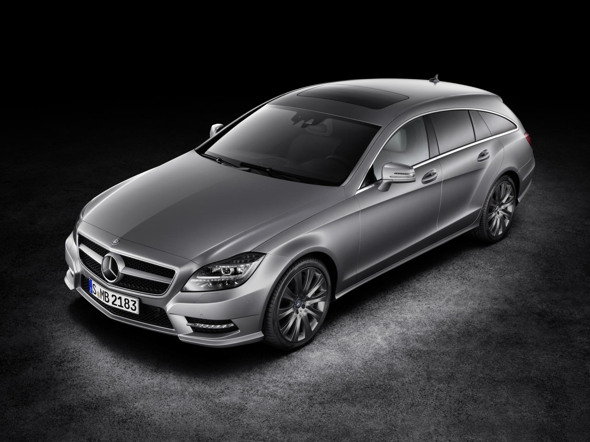 2013 MercedesBenz CLS Shooting Brake  conceptcarzcom