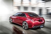 2017 Mercedes-Benz Concept A Sedan thumbnail image