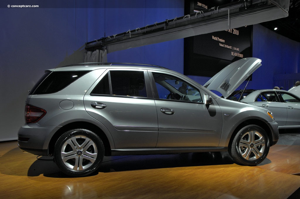 2009 mercedes benz ml 450 hybrid image for Mercedes benz ml 450