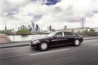 Mercedes-Benz Maybach S 600 Guard