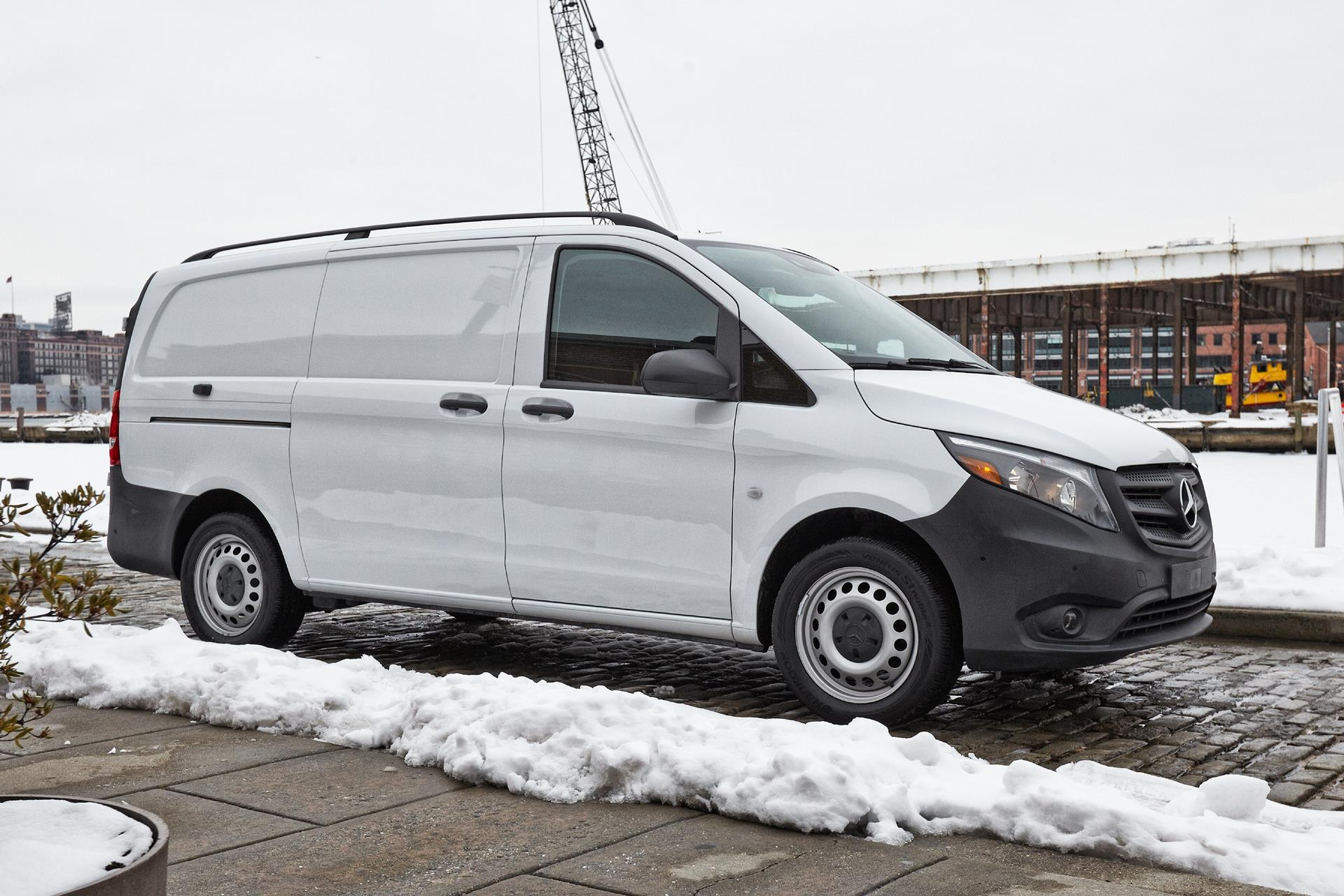 2015 mercedes benz metris for Mercedes benz van 2015