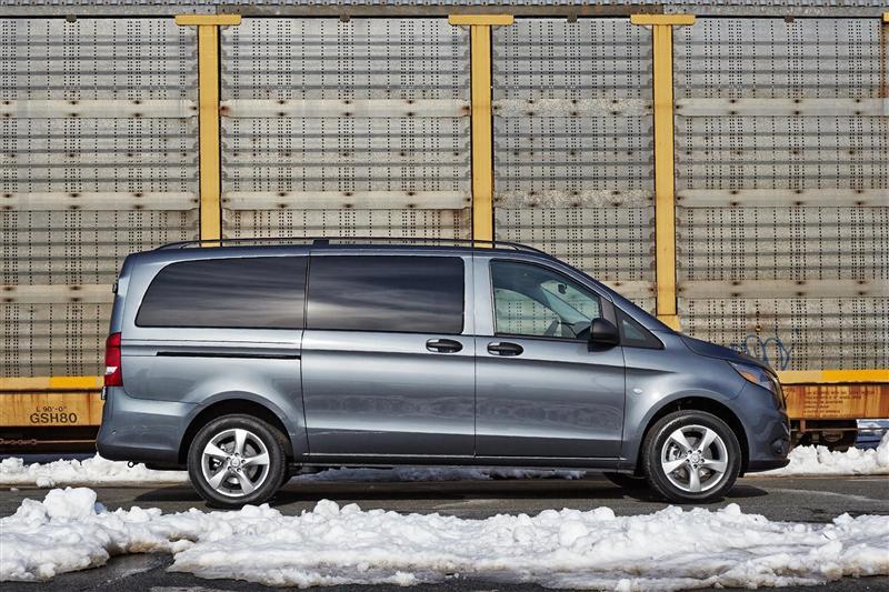 Image Gallery Mercedes Benz Minivan 2015