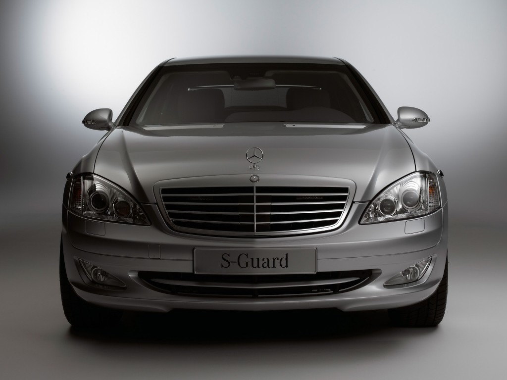 Image gallery 2007 mercedes 600 for Mercedes benz guard for sale