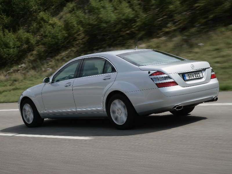 Image gallery 2007 s600 for Mercedes benz s guard for sale