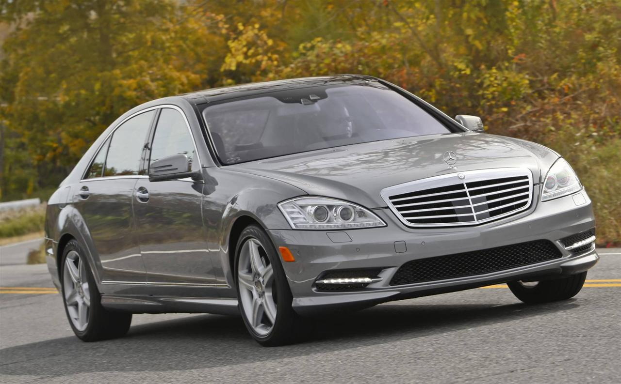 Image gallery 2013 s550 for Mercedes benz usa accessories