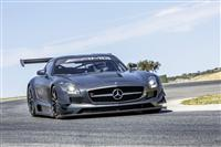 2013 Mercedes-Benz SLS AMG GT3 45th Anniversary image.