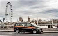 2017 Mercedes-Benz Vito Taxi image.