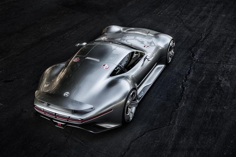 2013 Mercedes-Benz AMG Vision Gran Turismo Concept Image