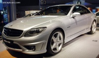 2007 Mercedes-Benz CL 63 AMG image.
