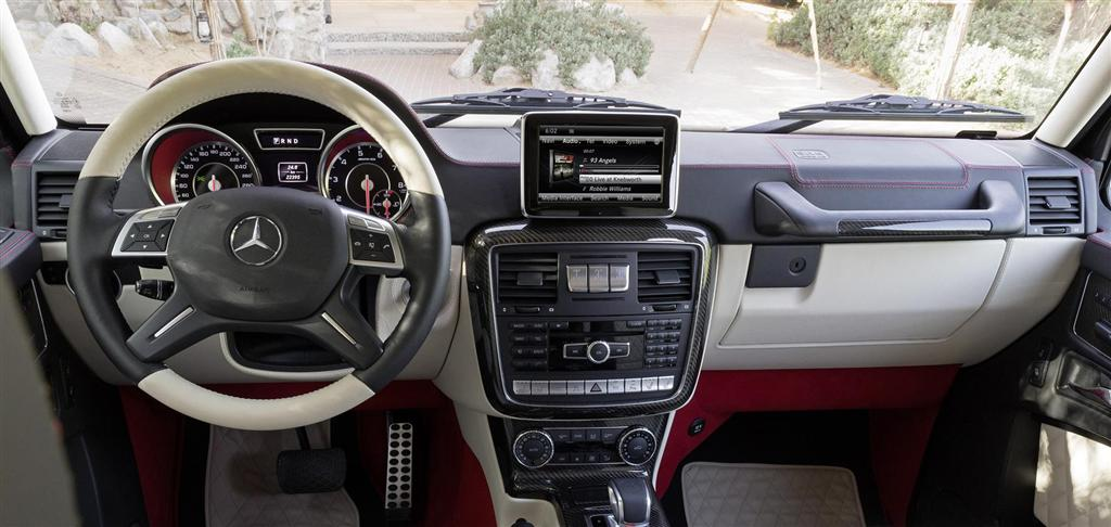 Mercedes Benz G Amg Conceptcarz Com