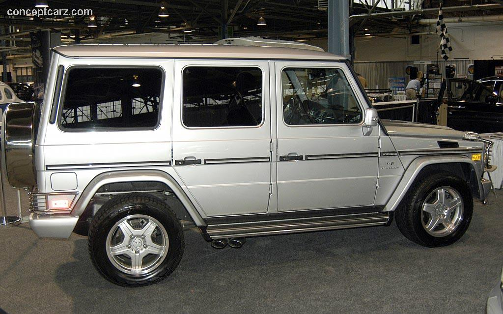 2005 mercedes benz g class for 2005 mercedes benz g500