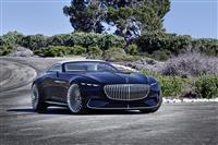 2017 Mercedes-Benz Maybach Vision 6 Cabriolet image.