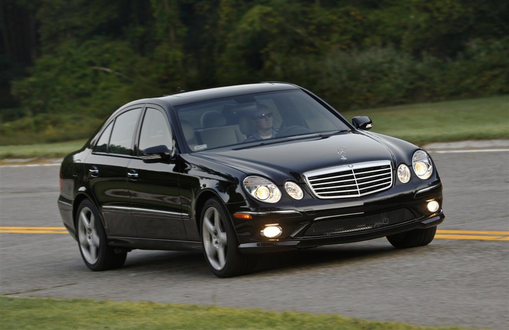 2009 mercedes benz e class for Mercedes benz e class models