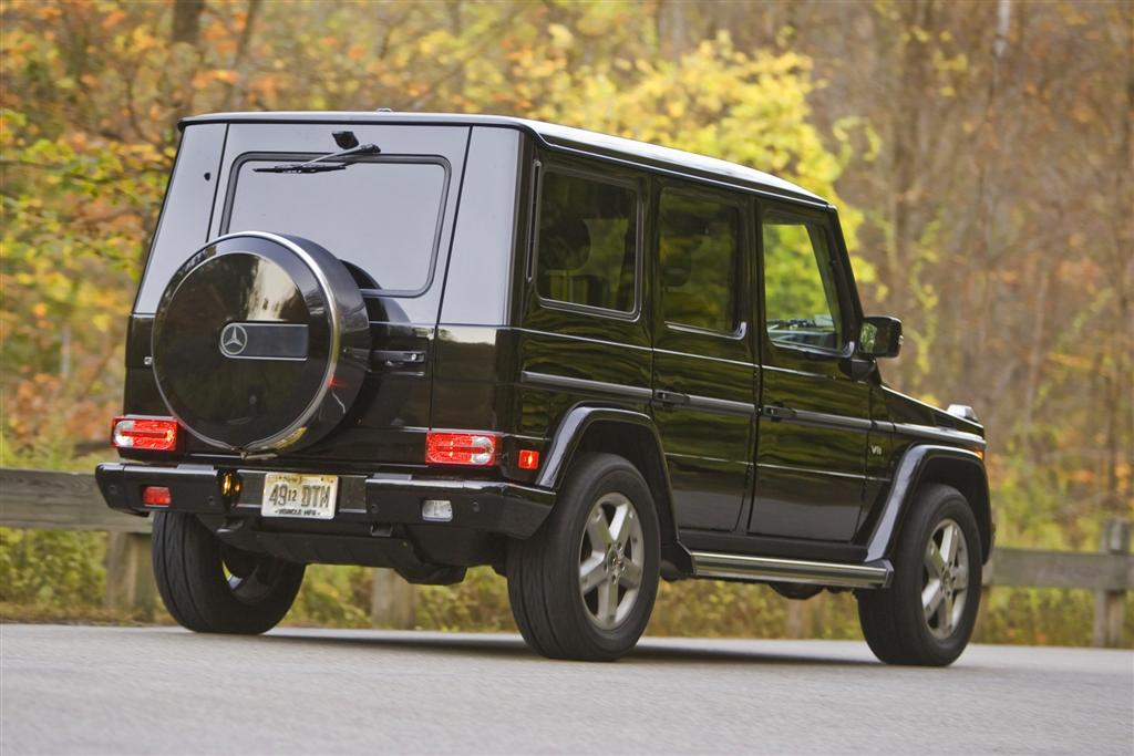 Auction results and data for 2009 mercedes benz g class for 2009 mercedes benz g class