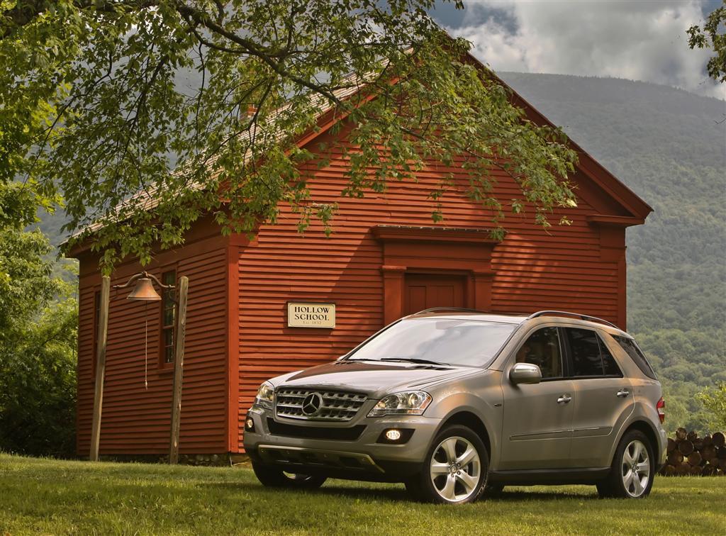 2009 mercedes benz m class for Most fuel efficient mercedes benz
