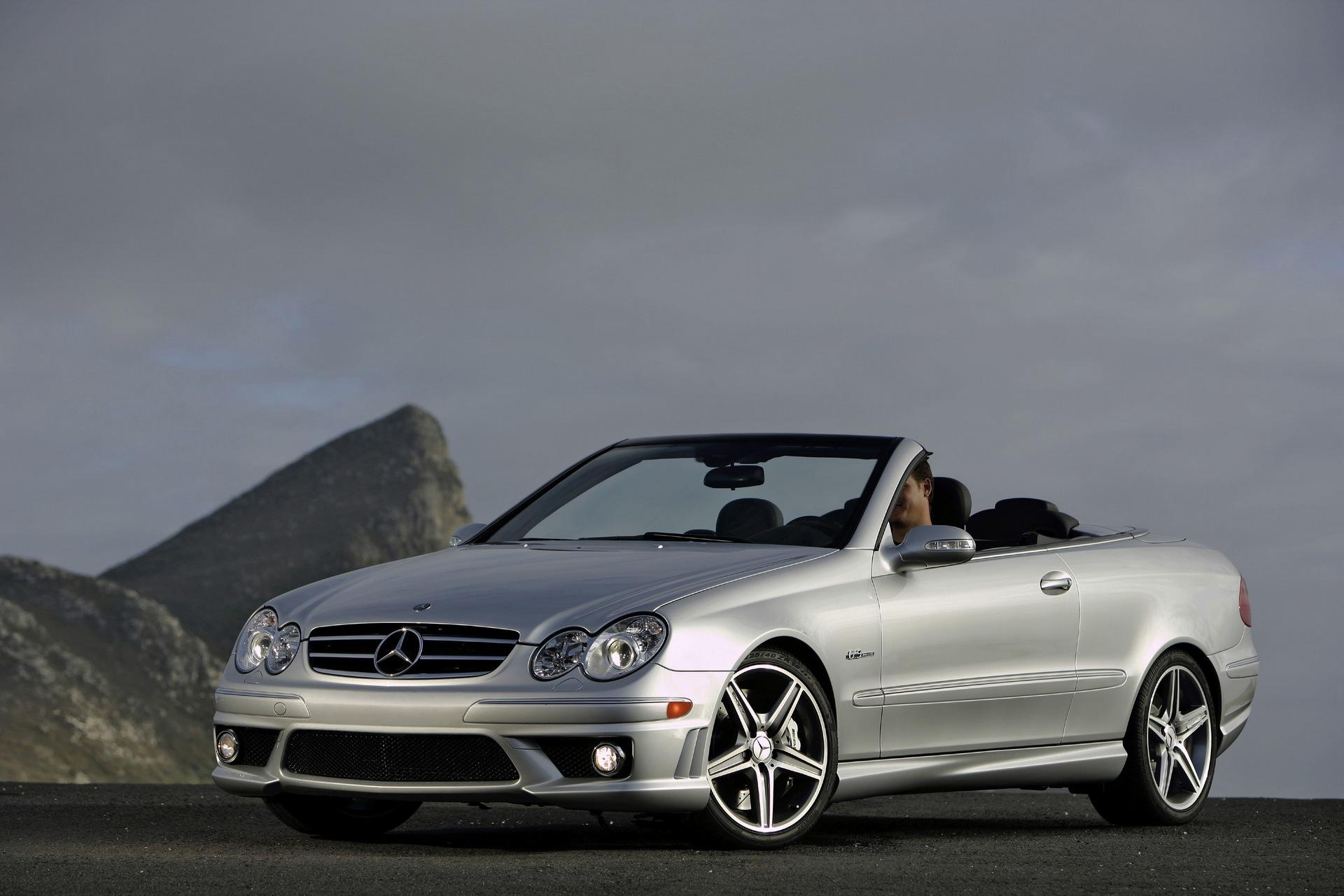 2008 mercedes benz clk class for Mercedes benz clk 500