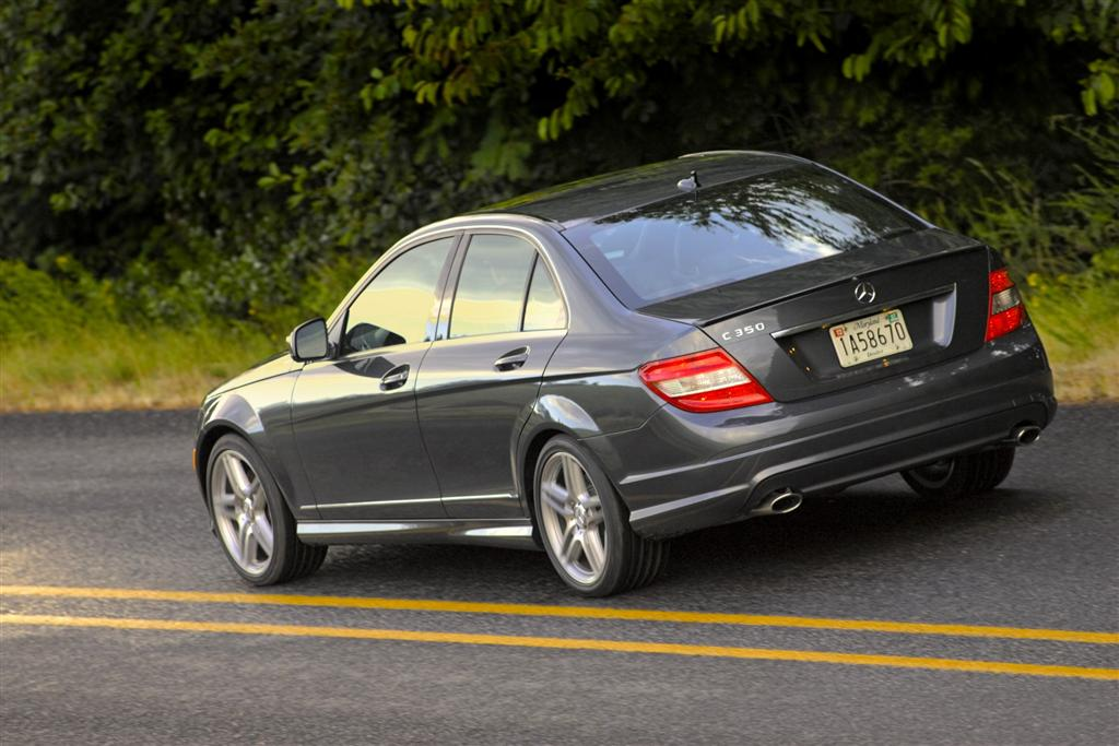 2009 mercedes benz c class for 2009 mercedes benz c350