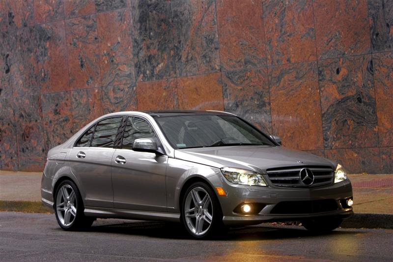 2009 mercedes benz c class image. Black Bedroom Furniture Sets. Home Design Ideas