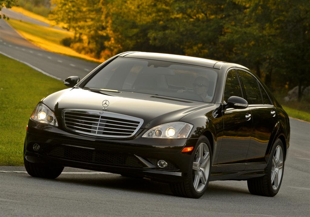 2009 mercedes benz s class for Mercedes benz ss 550