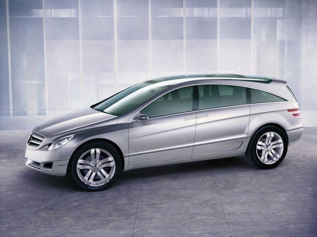 2002 mercedes benz vision gst for Mercedes benz vision