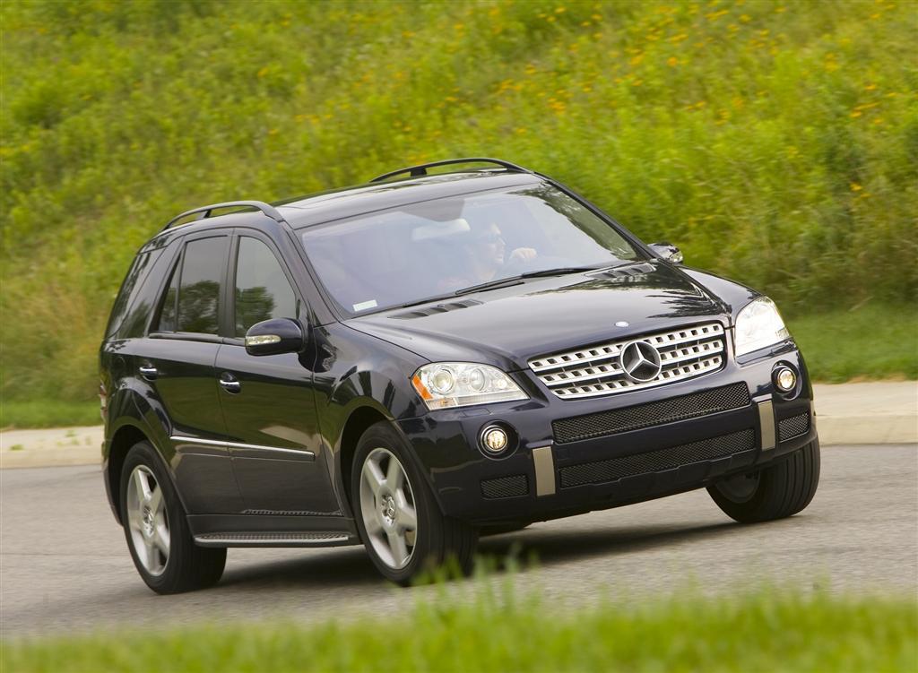 2008 mercedes benz m class image for M class mercedes benz