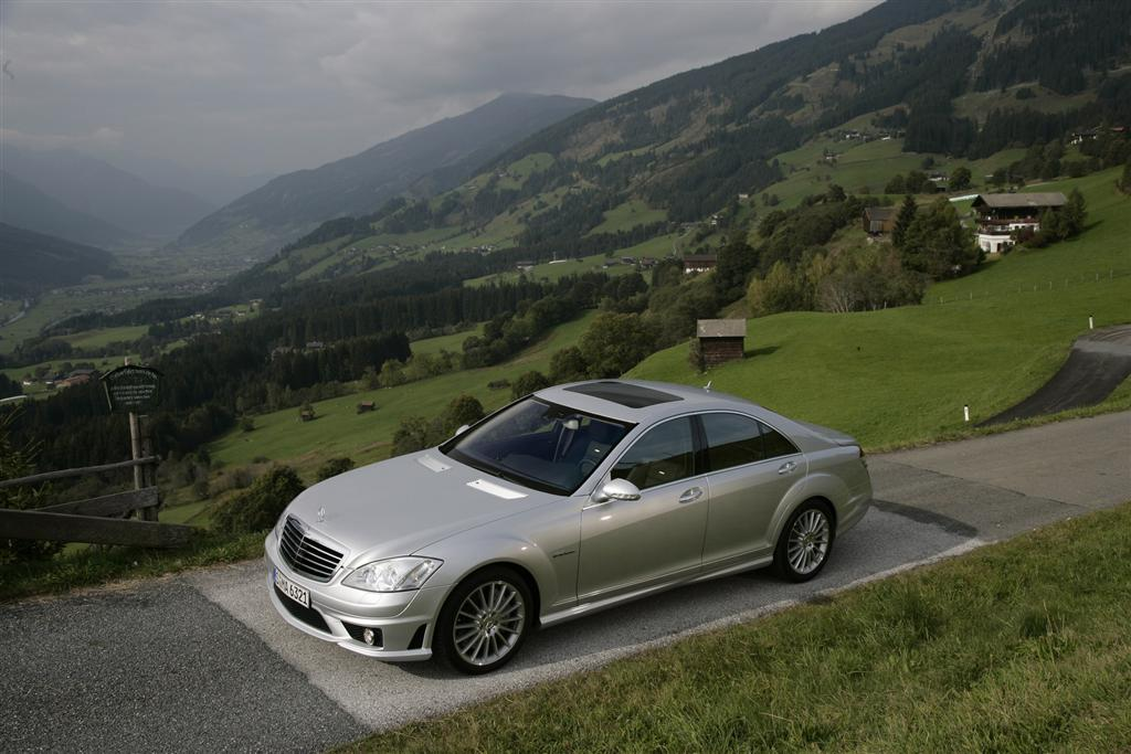 2008 mercedes benz s class for Mercedes benz s500 2008