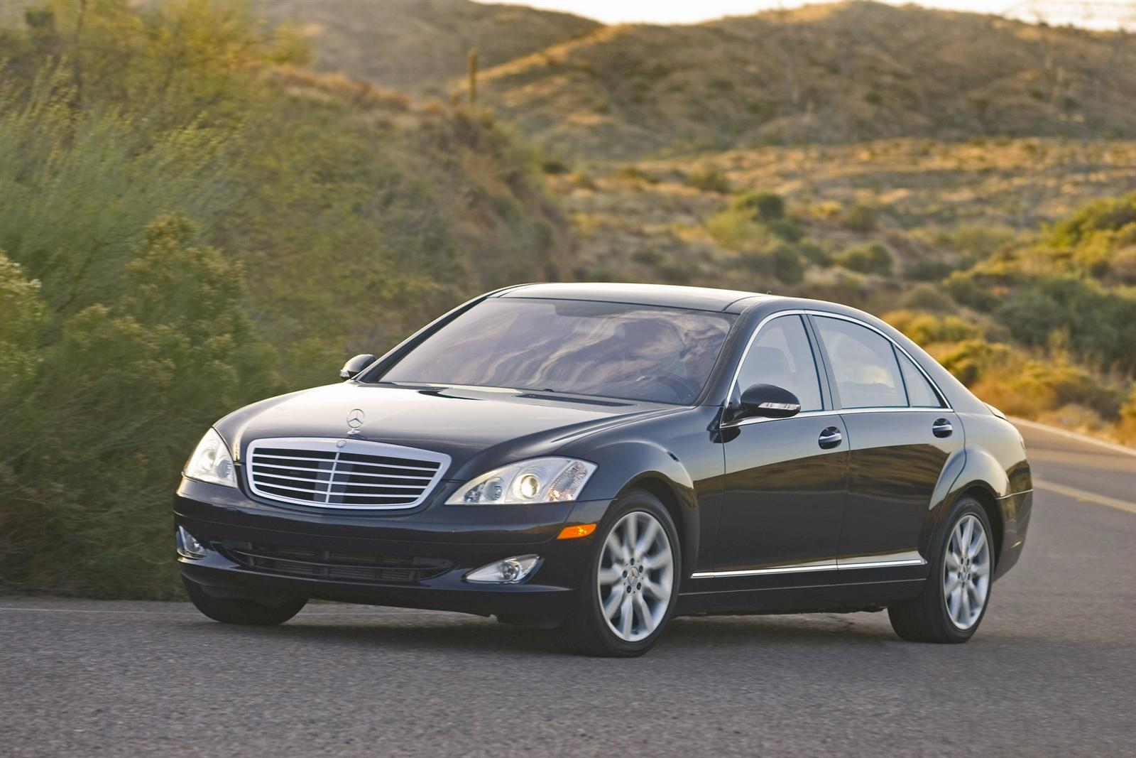 2008 mercedes benz s class image for Mercedes benz s500 2008