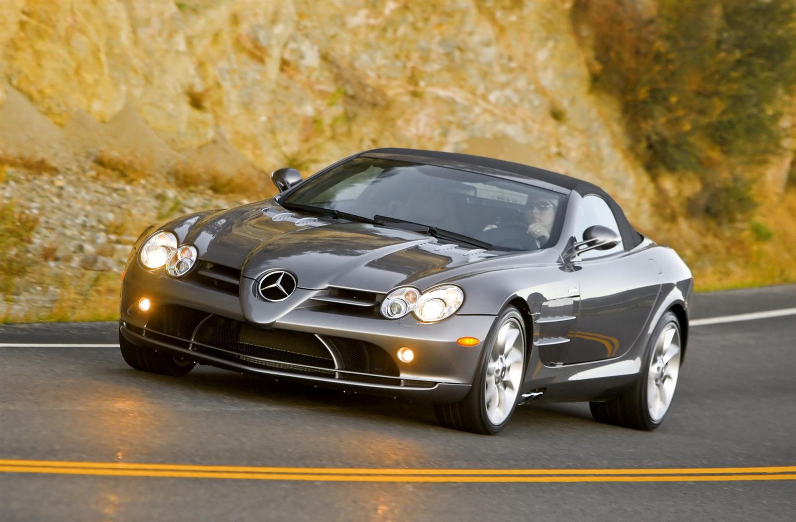 1600x1050 2008 mercedes benz slr mclaren roadster
