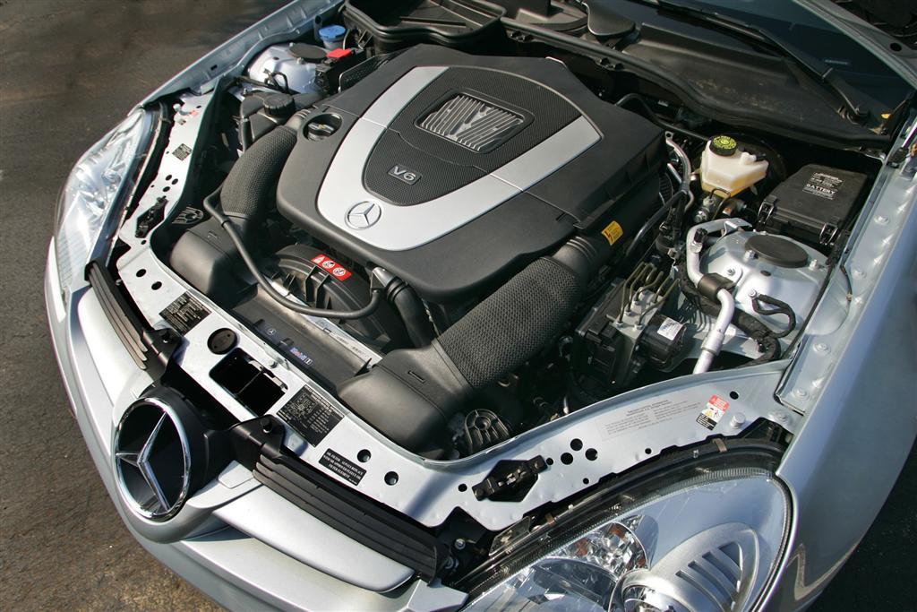 2007 Mercedes Benz Slk 280 Conceptcarz Com