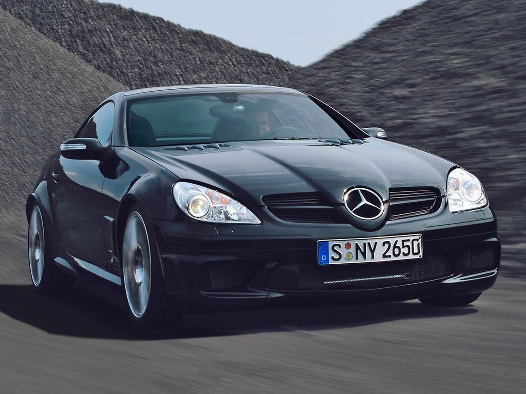 Auction results and data for 2007 mercedes benz slk 55 amg for Mercedes benz slk series