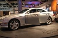 2005 Mercedes-Benz CLS55 AMG image.