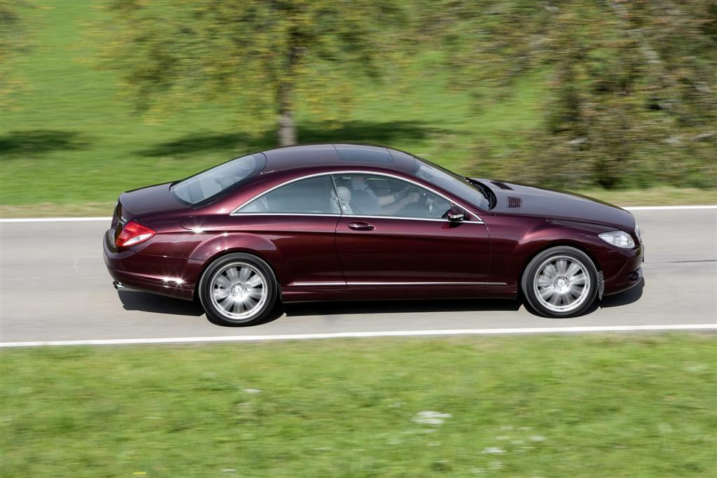 2009 mercedes benz cl 550 for 2009 mercedes benz cl550