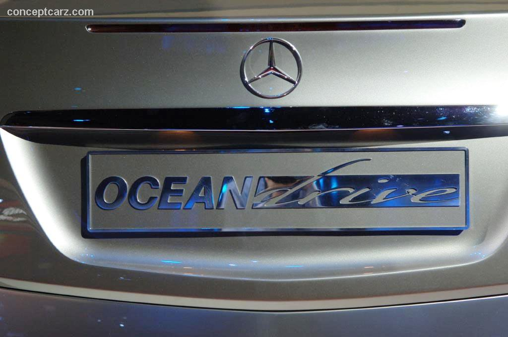 MercedesBenz Ocean Drive Concept oto