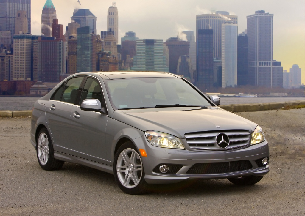 2008 mercedes benz c class for Mercedes benz montvale nj