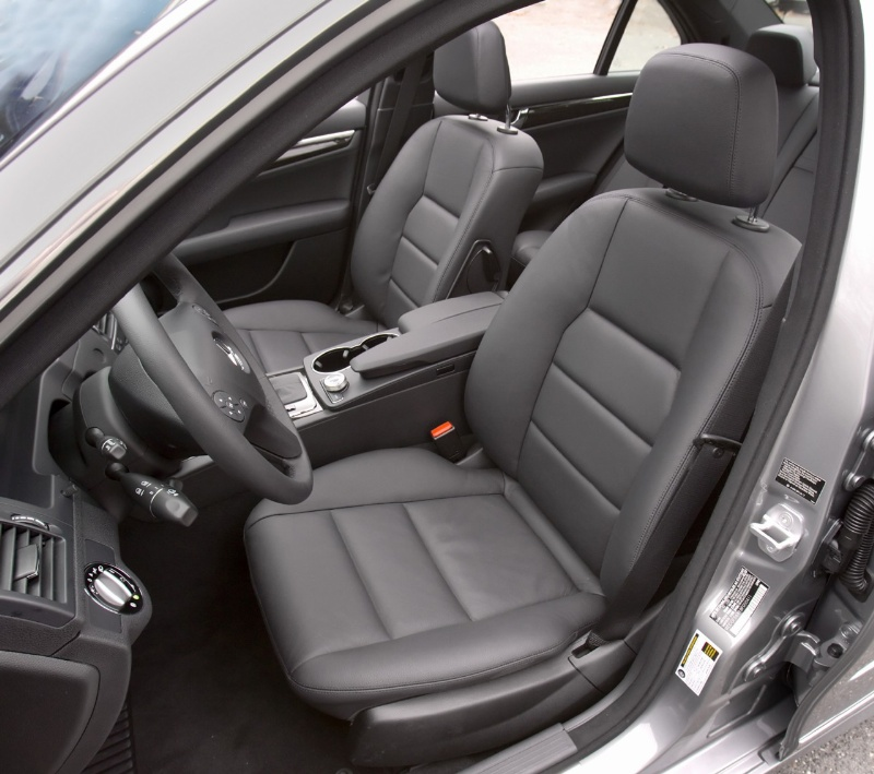2008 Mercedes-Benz C-Class Image
