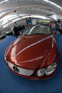 2005 Mercedes-Benz CLK image.